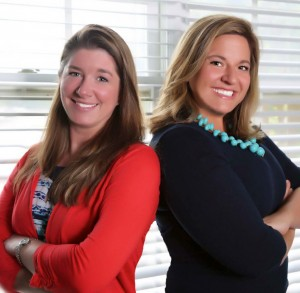 Tammy and Cassie owners of Island Financial